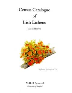 Census Catalogue of Irish Lichens